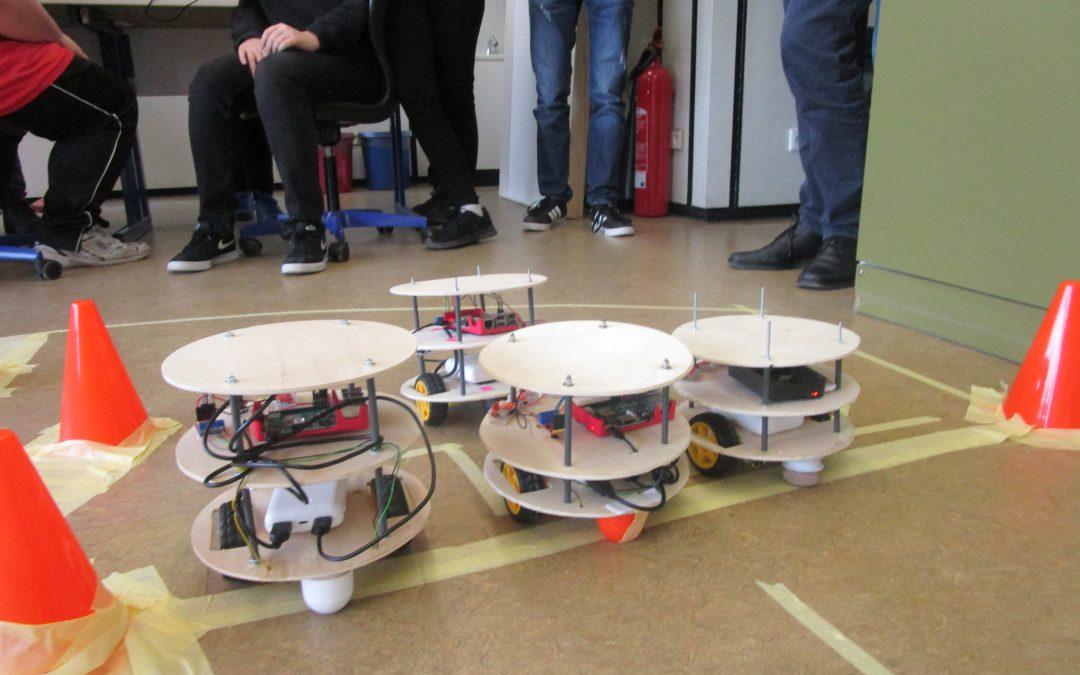 RemoteBotCup der Höheren Berufsfachschulen Informationstechnik