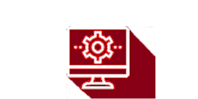 Computer Icon Systembetreuung