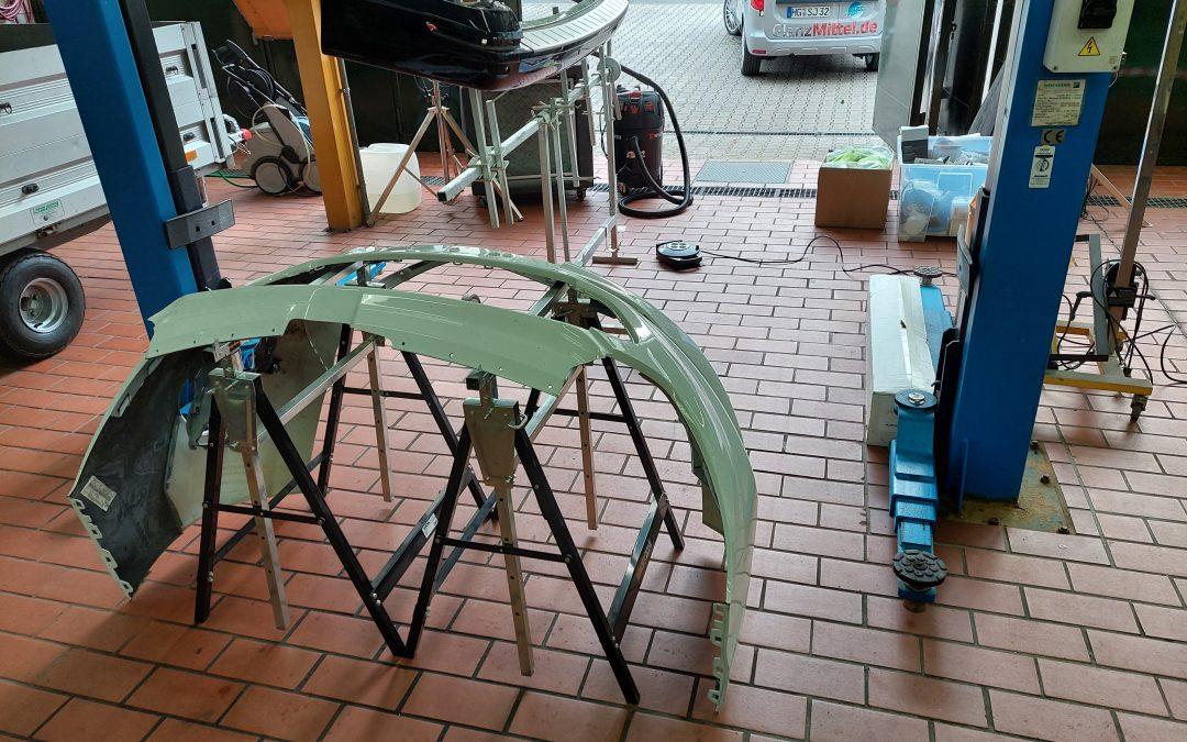 """Fortbildung """"Smart-Repair – Kleine Lackreparaturen an Fahrzeugen durchführen"""""""